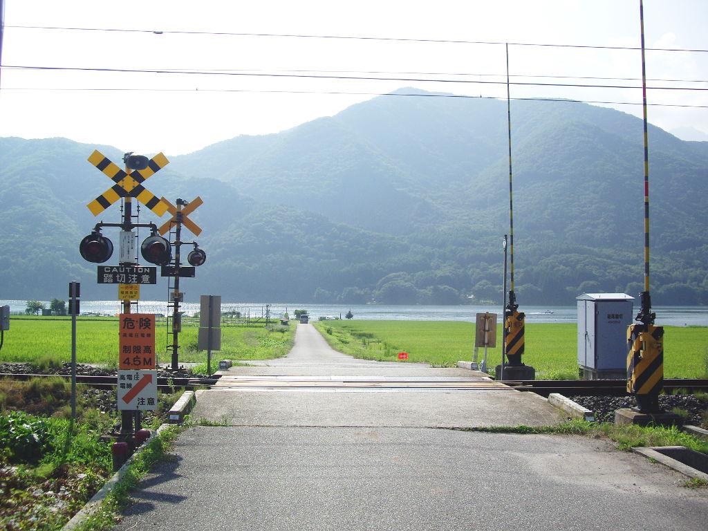 大糸線稲尾駅2013夏-1708