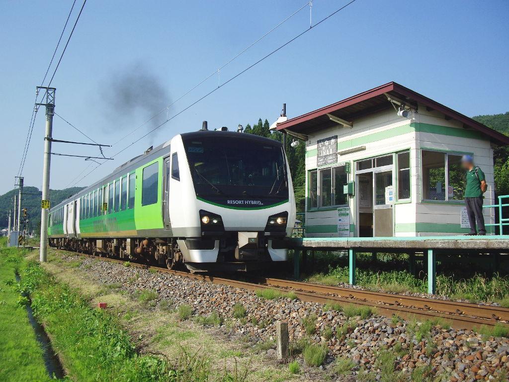 大糸線稲尾駅2013夏-1711