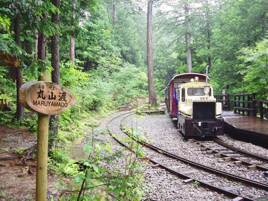 木曽・赤沢森林鉄道2009その1-1101
