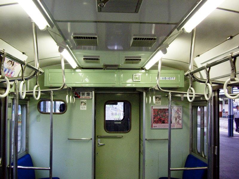 木曽・赤沢森林鉄道2009その1-1108