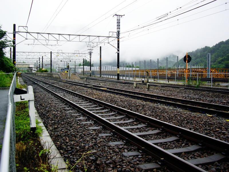 木曽・赤沢森林鉄道2009その1-1114