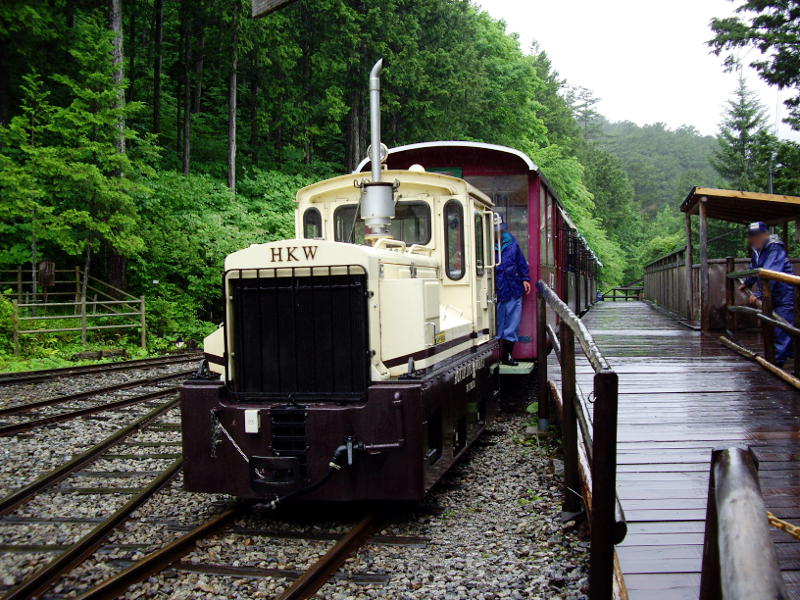 木曽・赤沢森林鉄道2009その1-1124