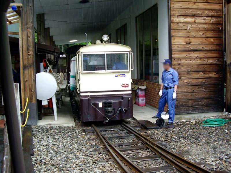 木曽・赤沢森林鉄道2009その1-1126
