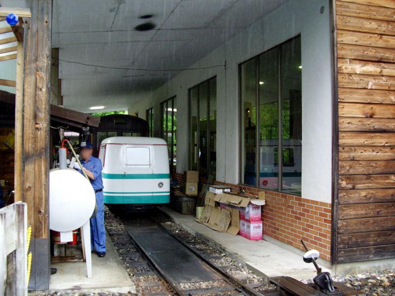 木曽・赤沢森林鉄道2009その1-1127