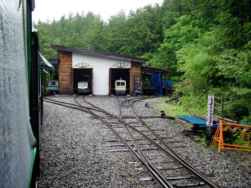 木曽・赤沢森林鉄道2009その1-1129