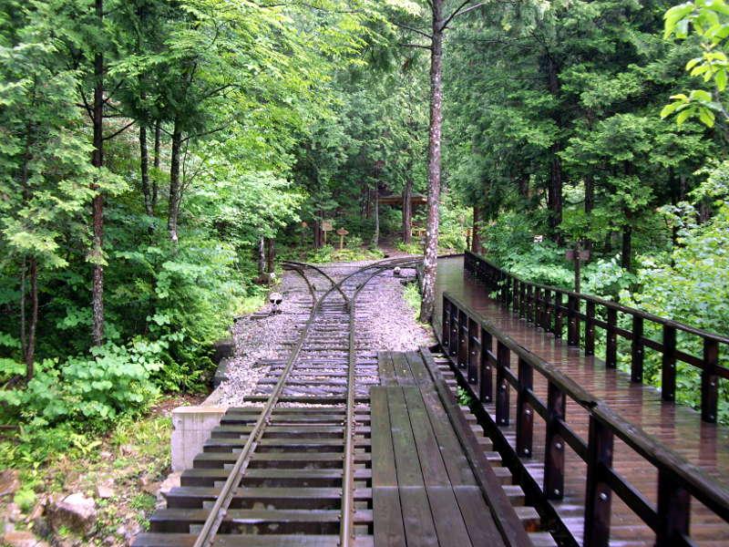 木曽・赤沢森林鉄道2009その2-1207