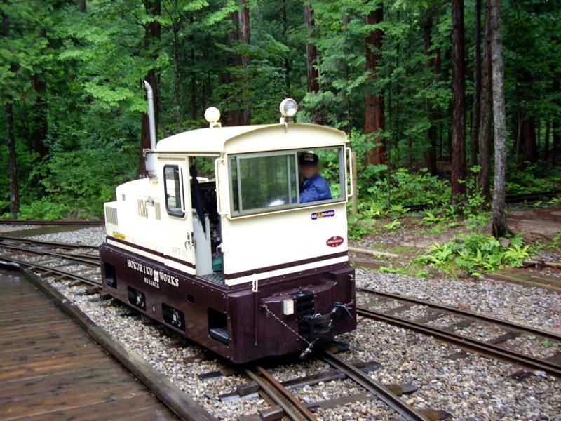 木曽・赤沢森林鉄道2009その2-1209