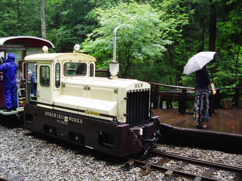 木曽・赤沢森林鉄道2009その2-1212