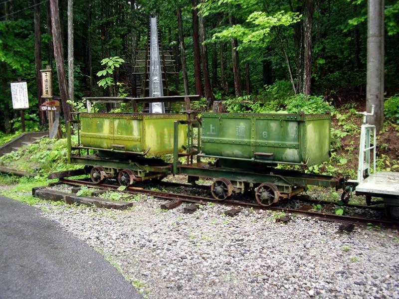 木曽・赤沢森林鉄道2009その2-1222