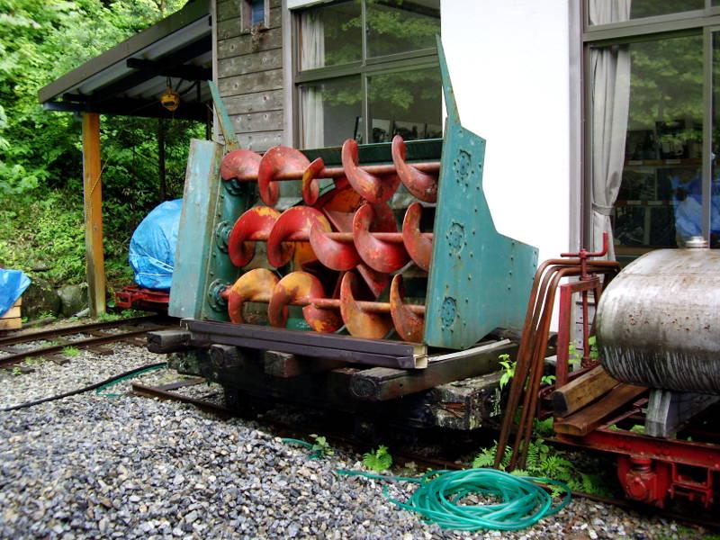 木曽・赤沢森林鉄道2009その2-1224