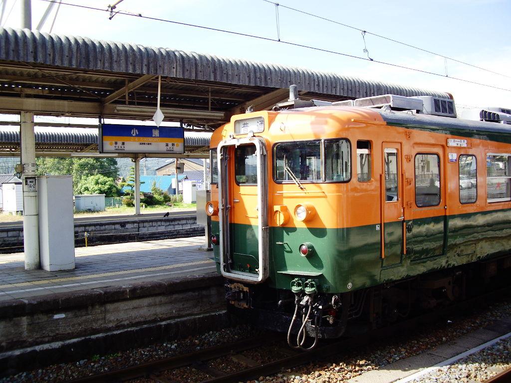 しなの鉄道169系湘南色2010その1-1101