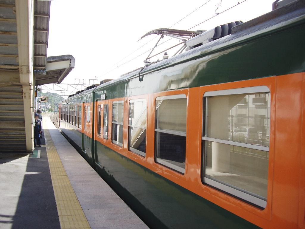 しなの鉄道169系湘南色2010その1-1106