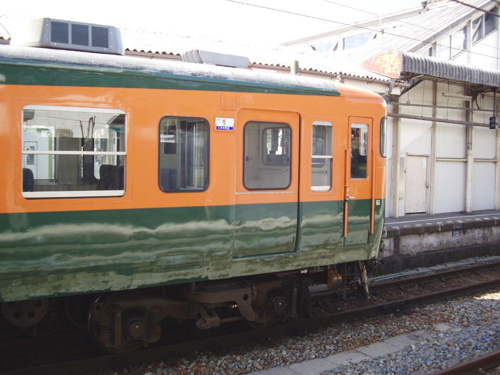 しなの鉄道169系湘南色2010その2-1202