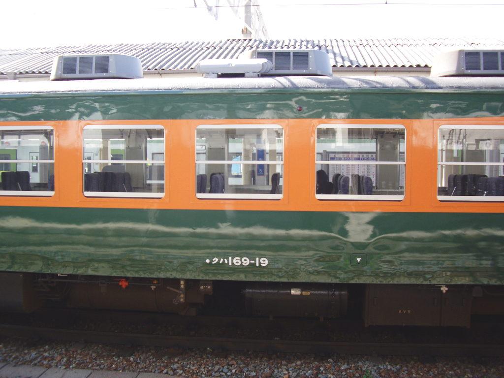 しなの鉄道169系湘南色2010その2-1203