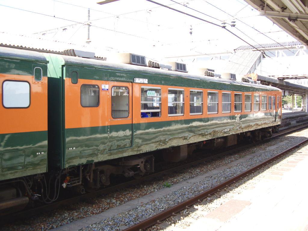 しなの鉄道169系湘南色2010その2-1204