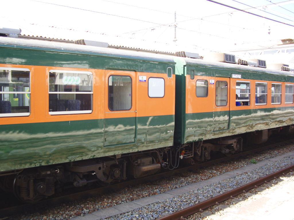 しなの鉄道169系湘南色2010その2-1205