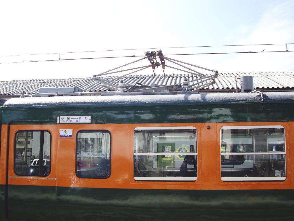 しなの鉄道169系湘南色2010その2-1207