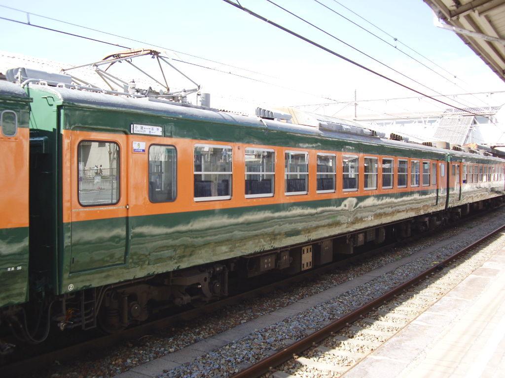 しなの鉄道169系湘南色2010その2-1208