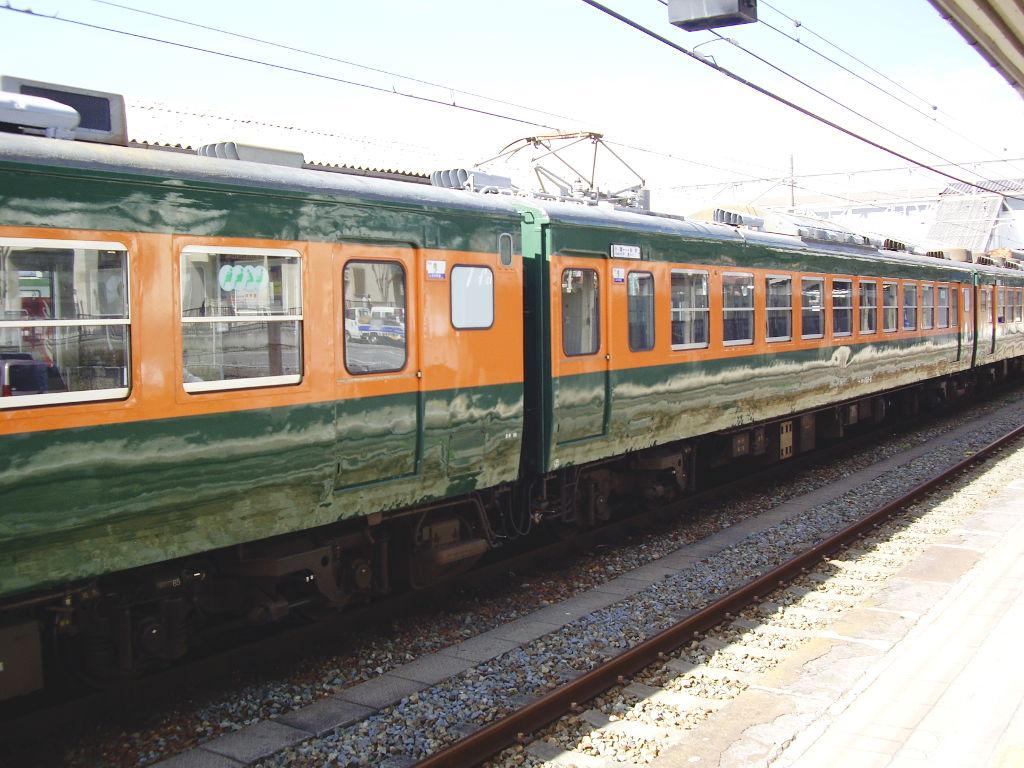 しなの鉄道169系湘南色2010その2-1209