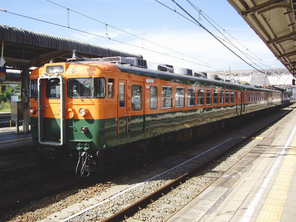 しなの鉄道169系湘南色2010その2-1212