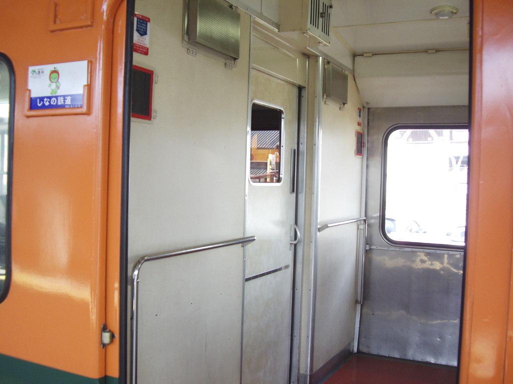 しなの鉄道169系湘南色2010その2-1219