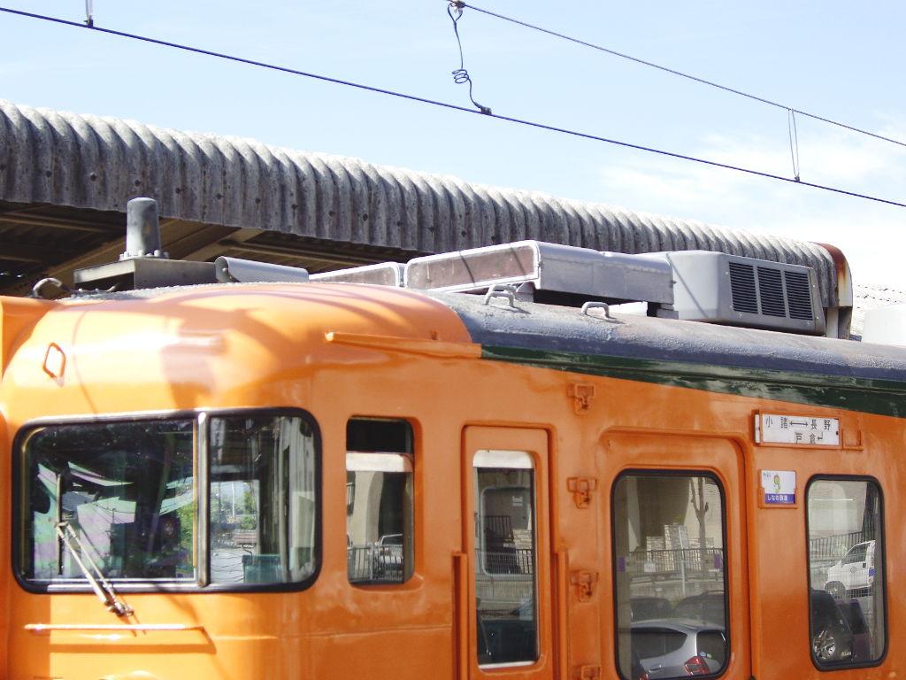 しなの鉄道169系湘南色2010その2-1220