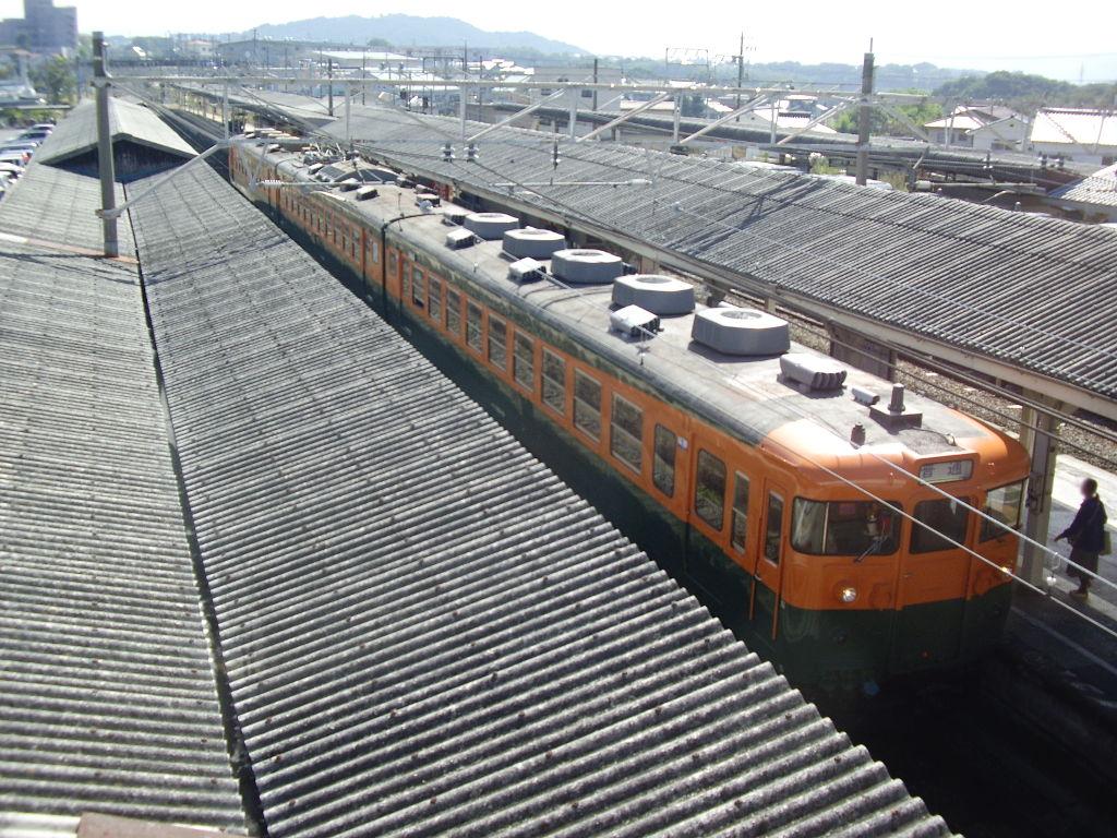 しなの鉄道169系湘南色2010その2-1222