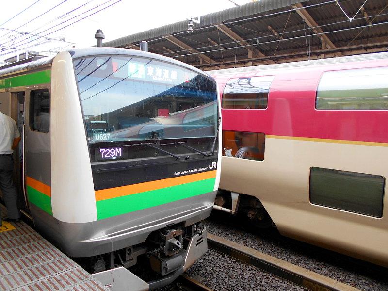 旧型客車・ELレトロ栃木・福島号2015-1-9109