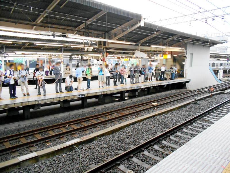 旧型客車・ELレトロ栃木・福島号2015-1-9110