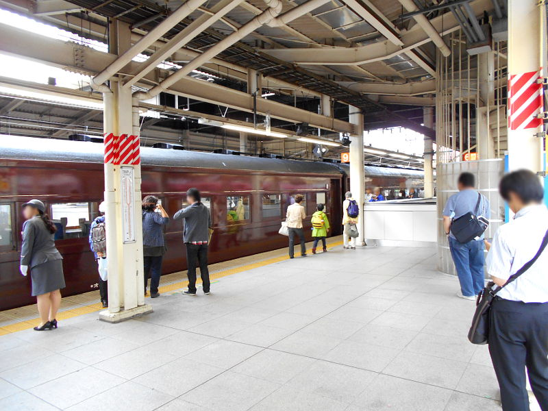 旧型客車・ELレトロ栃木・福島号2015-1-9112