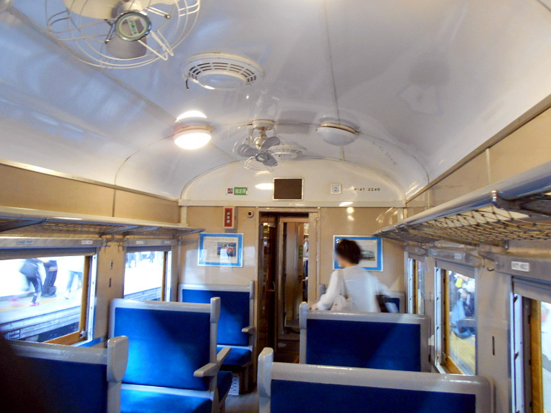 旧型客車・ELレトロ栃木・福島号2015-1-9113