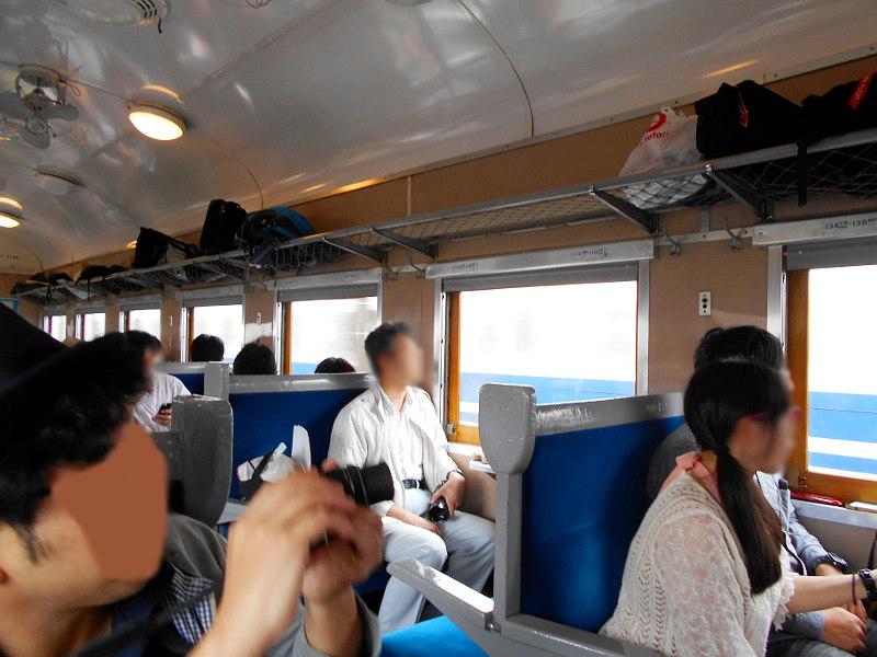 旧型客車・ELレトロ栃木・福島号2015-1-9126