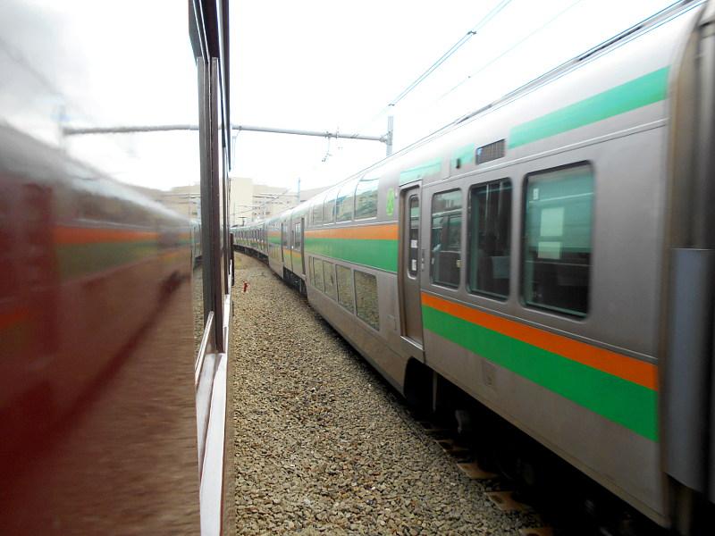 旧型客車・ELレトロ栃木・福島号2015-1-9127