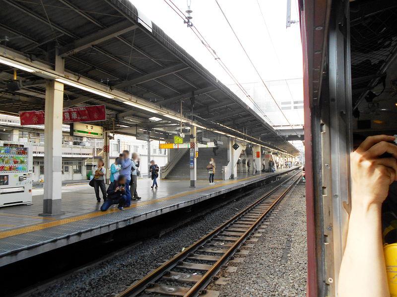 旧型客車・ELレトロ栃木・福島号2015-2-9208