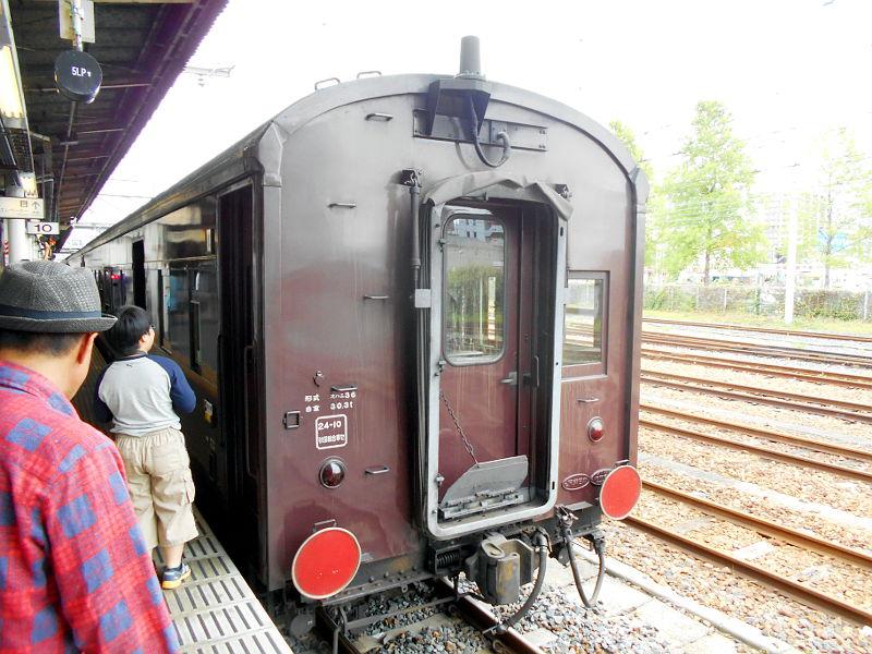 旧型客車・ELレトロ栃木・福島号2015-2-9220