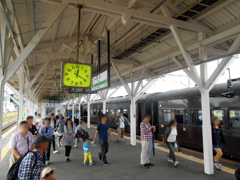 旧型客車・ELレトロ栃木・福島号2015-3-9301