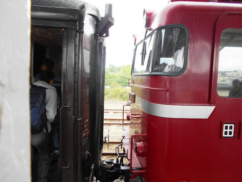 旧型客車・ELレトロ栃木・福島号2015-3-9309