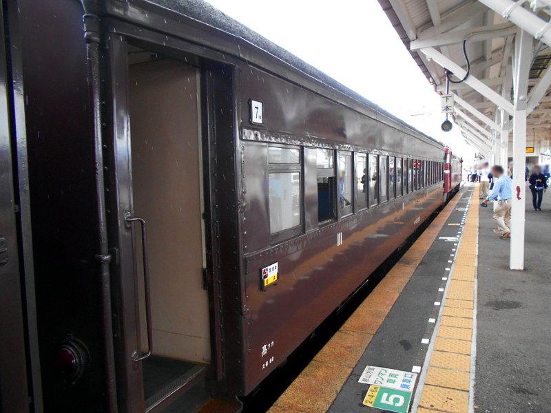 旧型客車・ELレトロ栃木・福島号2015-3-9310