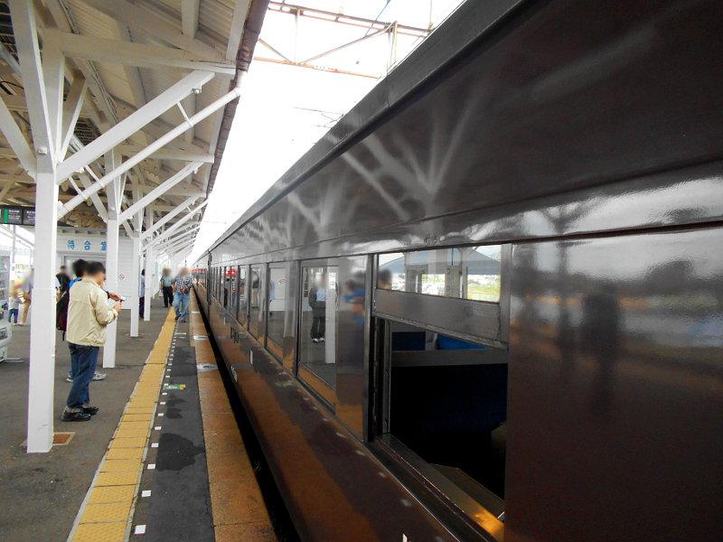 旧型客車・ELレトロ栃木・福島号2015-3-9313