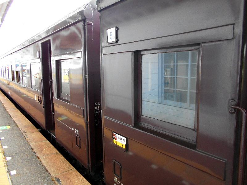 旧型客車・ELレトロ栃木・福島号2015-3-9317