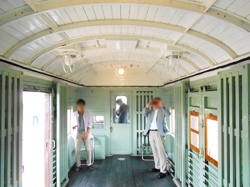 旧型客車・ELレトロ栃木・福島号2015-3-9321