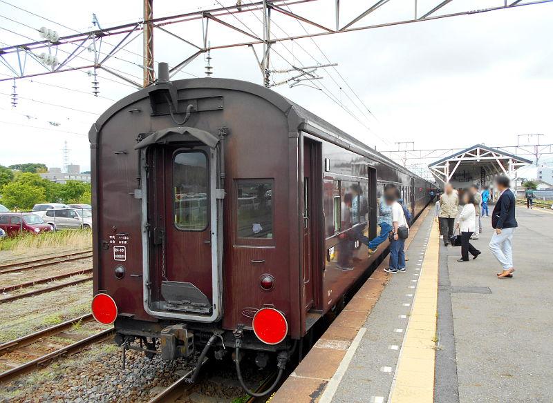 旧型客車・ELレトロ栃木・福島号2015-3-9326