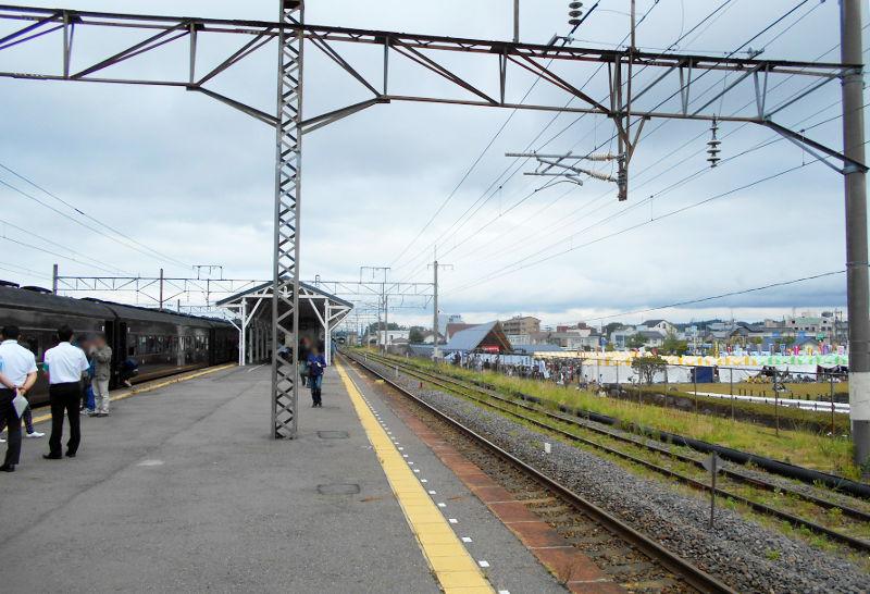 旧型客車・ELレトロ栃木・福島号2015-3-9327