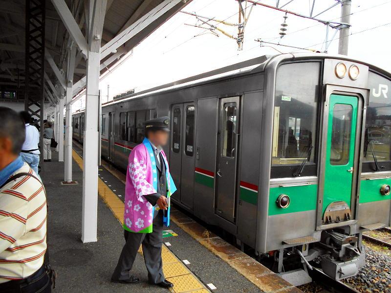 旧型客車・ELレトロ栃木・福島号2015-3-9328