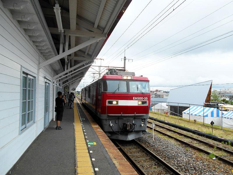 旧型客車・ELレトロ栃木・福島号2015-3-9329