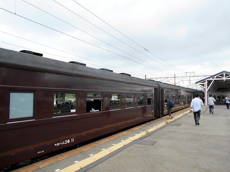 旧型客車・ELレトロ栃木・福島号2015-4-9401