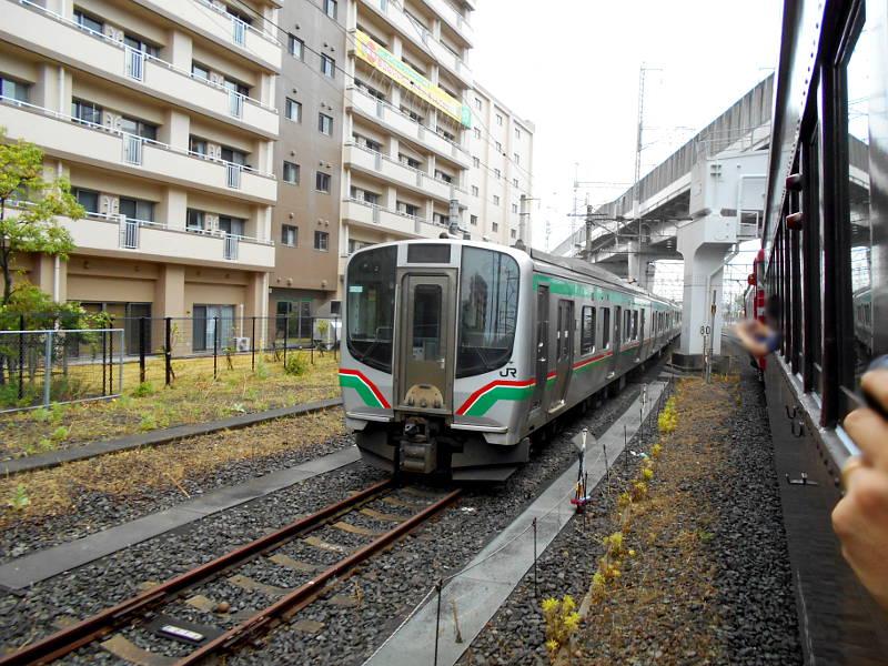 旧型客車・ELレトロ栃木・福島号2015-4-9405