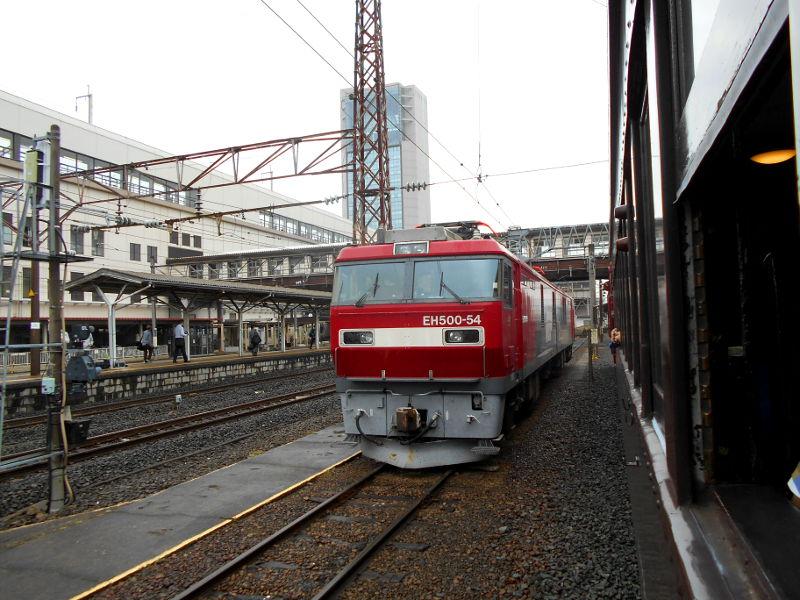 旧型客車・ELレトロ栃木・福島号2015-4-9407