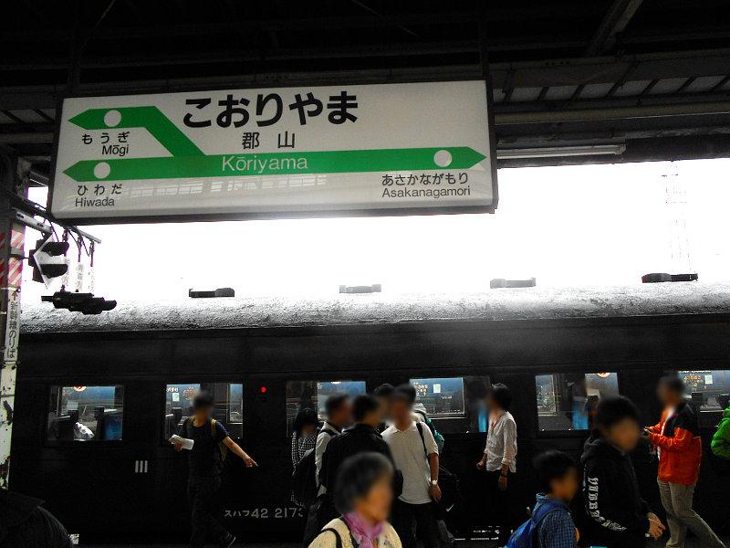 旧型客車・ELレトロ栃木・福島号2015-4-9409