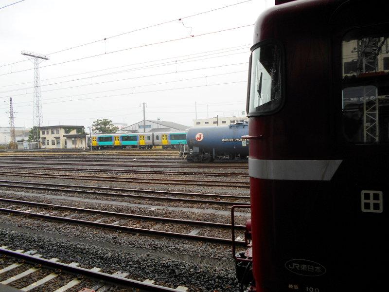 旧型客車・ELレトロ栃木・福島号2015-4-9412